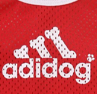 Camiseta Adidog Red Centro Veterinario Punta Tienda Online Para