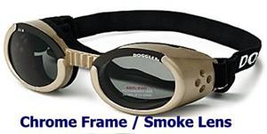 lentes para perros pug